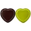 Kép 2/4 - Perfect Home Kerámia bevonatos szív sütőforma 10366