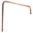 Kép 1/2 - Perfect Home Pálinkafőző Összekötő rézcső 17 literes pálinkafőzőhöz 10455