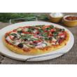 Kép 9/11 - Perfect Home Pizzasütő kő lap 33 cm, állvánnyal 11448