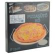 Kép 6/11 - Perfect Home Pizzasütő kő lap 33 cm, állvánnyal 11448