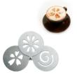 Kép 7/7 - Perfect Home Cappuccino, sütemény díszítő sablon 3 db rm 12428