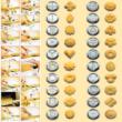 Kép 2/9 - Perfect Home Sütinyomó-keksz készítő 12530