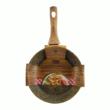 Kép 5/6 - Perfect Home Wood line serpenyő tapadásmentes bevonattal 24 cm 13078