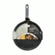 Kép 1/2 - Perfect Home Iron line palacsintasütő tapadásmentes bevonattal 28 cm fekete 13181
