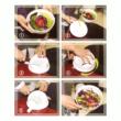 Kép 4/5 - Perfect Home Salátaszeletelő-szűrő-tálaló 13208