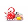 Kép 2/6 - Perfect Home Teafőző, teáskanna 2l pöttyös 13505