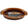 Kép 4/4 - Perfect Home Agyag római sütőtál ovális mázas 1 literes 13703