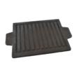 Kép 1/2 - Perfect Home Lávakő grill lap füles 14673