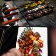 Kép 10/12 - Perfect Home Grillező kosár saslik - kebab 14990
