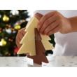 Kép 7/9 - Perfect Home Csokiforma fenyőfa 3D karácsonyi 28098
