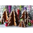 Kép 4/9 - Perfect Home Csokiforma fenyőfa 3D karácsonyi 28098
