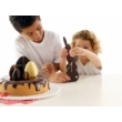 Kép 6/12 - Perfect Home Csokiforma húsvéti nyuszi és tojás 3D 28181