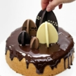 Kép 2/6 - Perfect Home Csokiforma húsvéti tojás 3D 28211