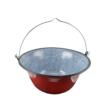 Kép 1/2 - Perfect Home Zománcozott gulyás bogrács 22 liter piros/cirmos 33001