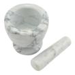 Kép 5/5 - Perfect Home Mozsár + törő márvány 10 cm 72216