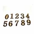 Kép 1/3 - Perfect Home Házszám matrica 72238
