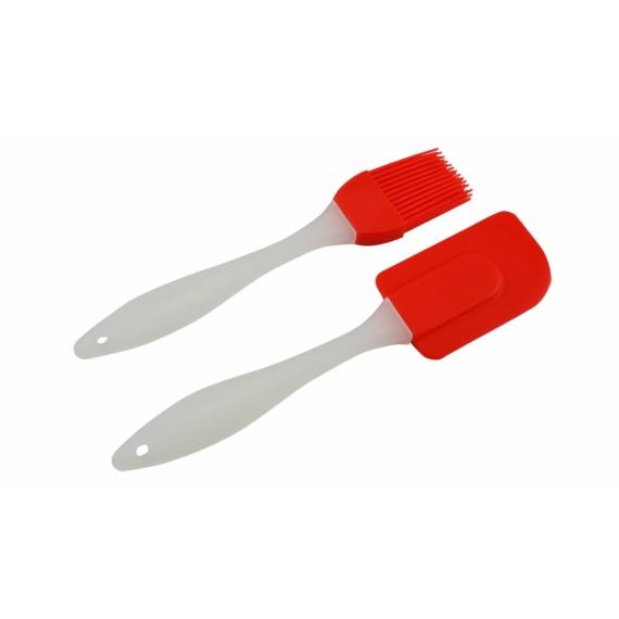 Perfect Home Szilikon spatula + ecset 11213