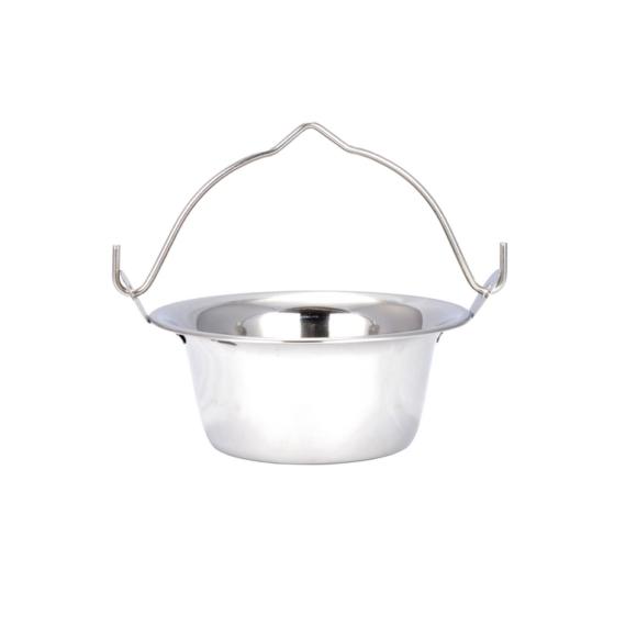 Perfect Home Tálaló Bogrács  0.8 liter rozsdamentes 11214
