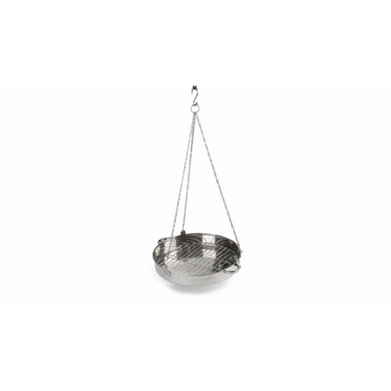 Perfect Home Flekkensütő - Grillsütő 36cm + lánc 11271