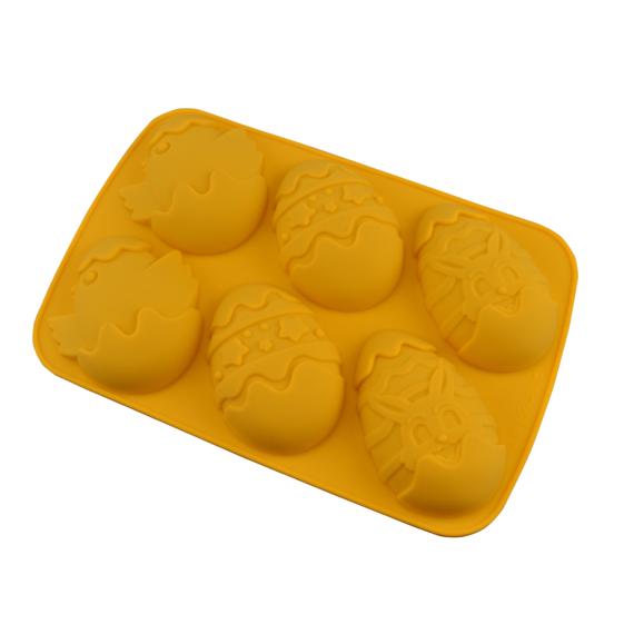 Perfect Home Szilikon sütőforma - húsvéti tojás 12343