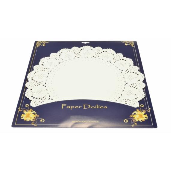 Perfect Home Papírcsipke tortaalátét 42 cm 12356