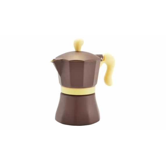 Perfect Home kotyogós kávéfőző kerámia bevonattal 3 személyes 12504
