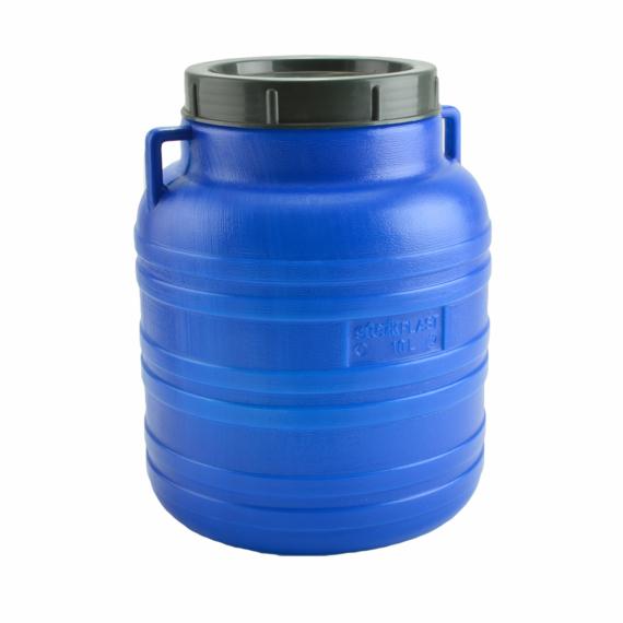 Hordó - bidon műanyag 10 literes 13215