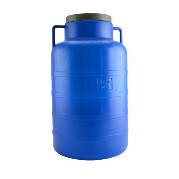 Hordó - bidon műanyag 60 literes 13217