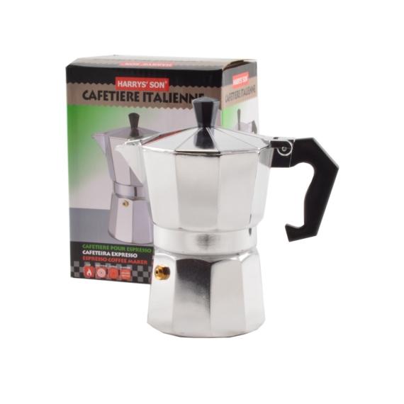 Kotyogós kávéfőző 3 személyes 13306