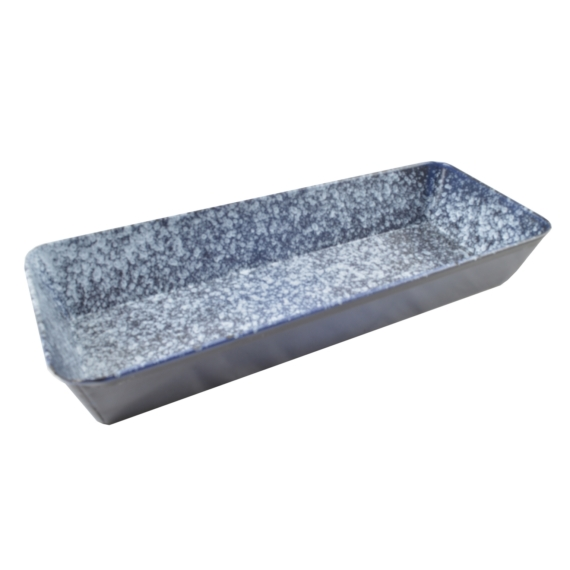 Zománcozott sütőtepsi 35x13 cm 14286