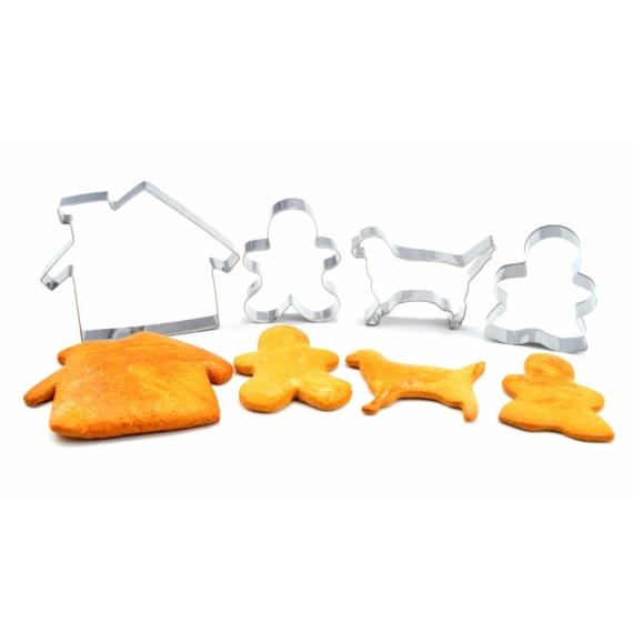 Perfect Home Sütikiszúró készlet (karácsonyi) 14512