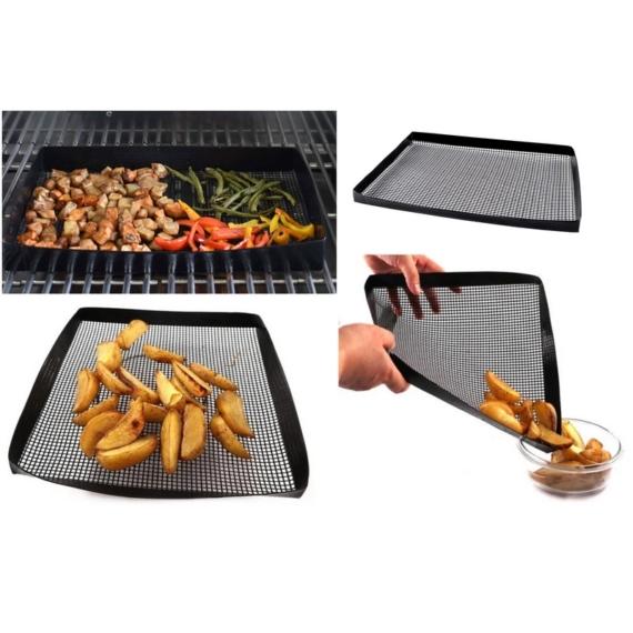 Perfect Home Grill sütőkosár teflon 26*36 cm 14863