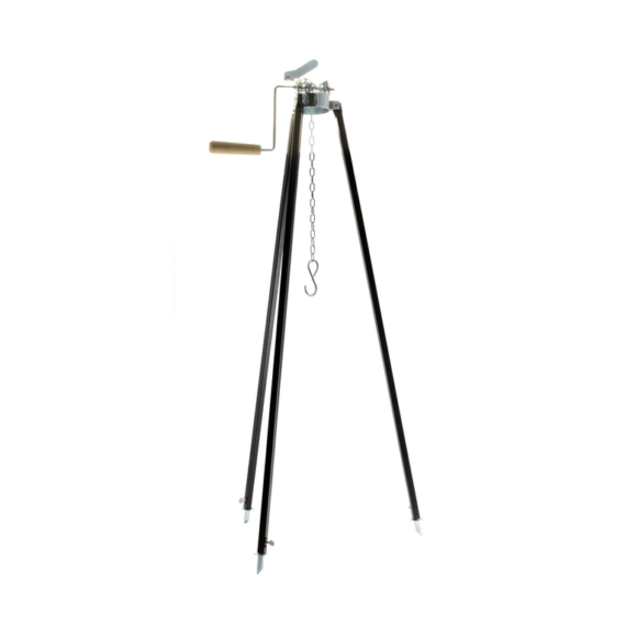 Perfect Home Állítható bográcsállvány tekerős 180/100 cm 14921