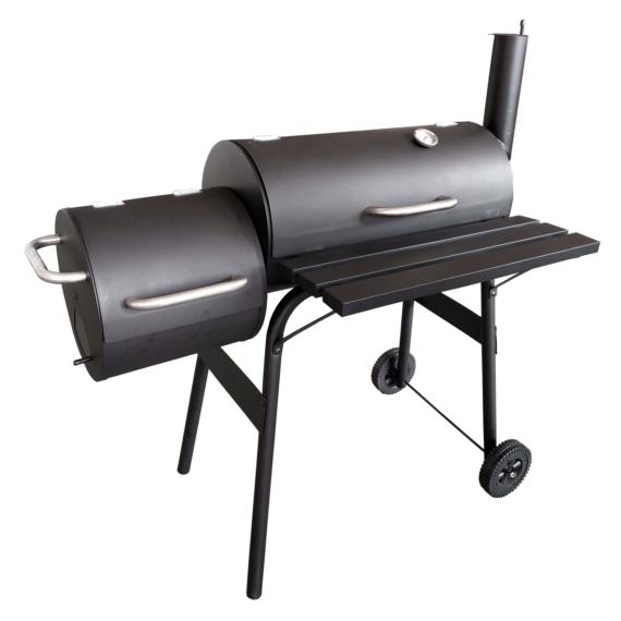Perfect Home Grillező füstölővel 15040