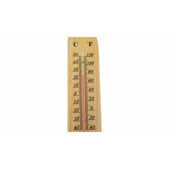Perfect Home Fa hőmérő 22 cm 28190