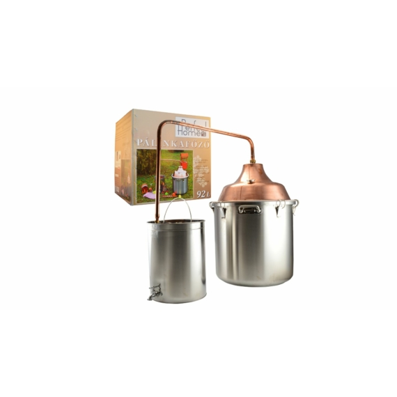 Perfect Home Pálinkafőző 92 literes réz inox 55008
