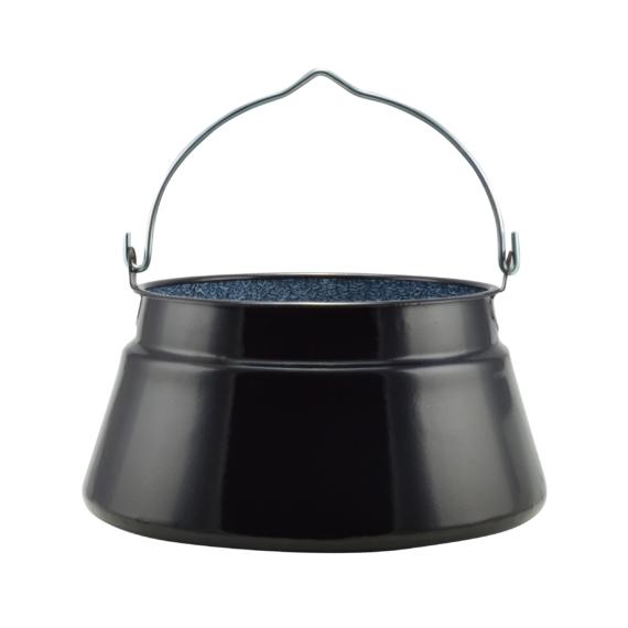 Perfect Home Bajai Zománcozott halfőző bogrács 16 liter 71016