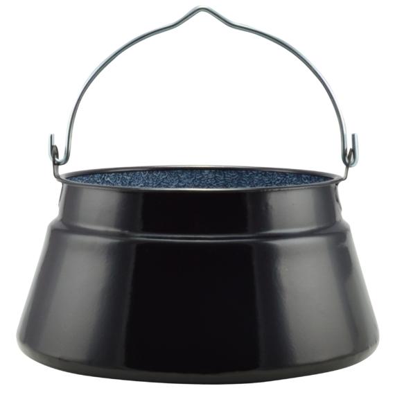 Perfect Home Bajai Zománcozott halfőző bogrács 25 liter 71018