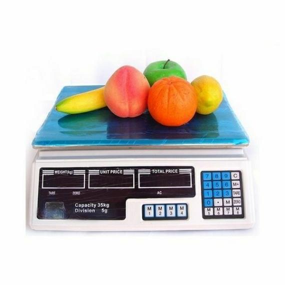 Perfect Home Digitális Mérleg 35 kg-os 72104
